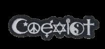 Parche Termoadhesivo Religiones 10x2,5 cm