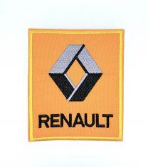 Parche Termoadhesivo Renault 9,5x8 cm