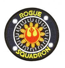 Parche Termoadhesivo Rogue Squadron 9cm
