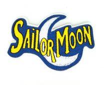 Parche Termoadhesivo Sailor Moon 10cm