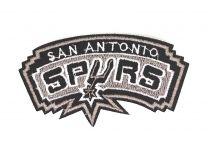 Parche Termoadhesivo San Antonio Spurs 8,5x4,5cm
