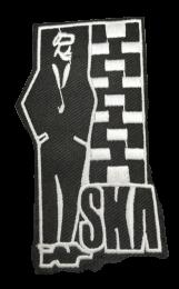 Parche Termoadhesivo SKA 9x5 cm