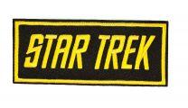 Parche Termoadhesivo Star Trek 10cm