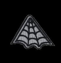 Parche Termoadhesivo Tela de Araña 4,5x3,5 cm