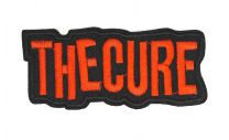 Parche Termoadhesivo The Cure 10cm