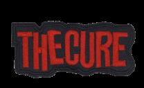 Parche Termoadhesivo The Cure 7x3 cm