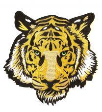 Parche Termoadhesivo Tigre 25x25cm