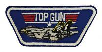 Parche Termoadhesivo Top Gun 8cm