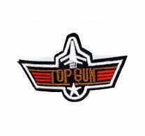 Parche Termoadhesivo Top Gun alas avión 7x4,5cm