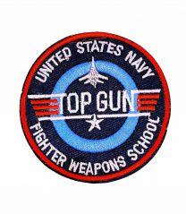 Parche Termoadhesivo Top Gun FWS 7,5 cm