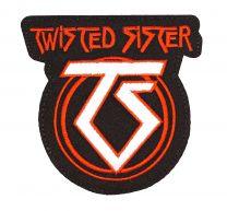Parche Termoadhesivo Twisted Sister 9cm