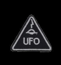 Parche Termoadhesivo UFO 4 cm