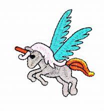 Parche Termoadhesivo Unicornio alado 7x6,5 cm
