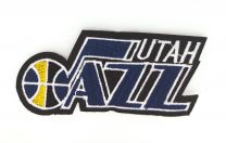 Parche Termoadhesivo Utah Jazz 9,5x4,5cm