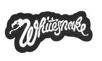 Parche Termoadhesivo Whitesnake11,5cm