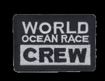 Parche Termoadhesivo World Ocean Race 8x5,5 cm