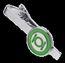Pasador de Corbata Linterna Verde
