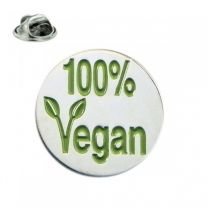 Pin de Solapa 100% Vegano 25mm