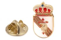 Pin de Solapa Academia General Básica de Suboficiales 20x10mm