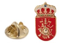 Pin de Solapa Academia General Militar de Zaragoza 20x10mm