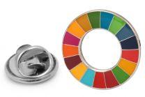 Pin de Solapa Agenda 2030 25 mm