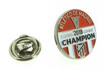 Pin de Solapa Atlético de Madrid Campeón Europa League 2018