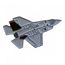 Pin de Solapa Avion F35 Aircraft 29x19mm