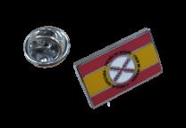 Pin de Solapa Bandera España Lema Tercios de Flandes 18x11mm