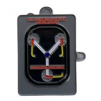 Pin de solapa Condensador de Fluzo Delorean Regreso al Futuro 30x10mm