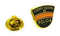Pin de Solapa Cuerpo Nacional de Policía