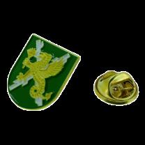 Pin de Solapa de la Fuerza Logistica Operativa tamaño 18mm
