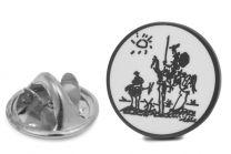 Pin de Solapa Don Quijote de la Mancha 18mm