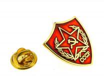 Pin de Solapa Bandera del Emblema Soviet CCCP