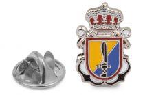 Pin de Solapa Escudo de la Fuerza de Guerra Naval Especial 18x12 mm