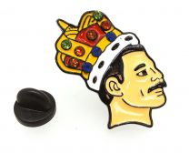 Pin de Solapa Freddie Mercury 25x16mm