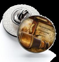 Pin de Solapa Magglass Ilustraciones Nº3 16mm