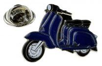 Pin de Solapa Lambretta Azul