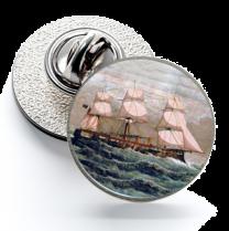Pin de Solapa Magglass Barcos Nº10 16mm