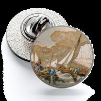 Pin de Solapa Magglass Barcos Nº1 16mm