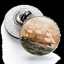 Pin de Solapa Magglass Barcos Nº8 16mm