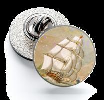 Pin de Solapa Magglass Barcos Nº9 16mm