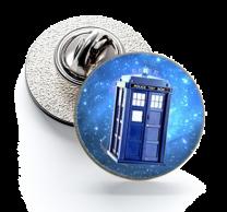 Pin de Solapa Magglass Cabina Tardis Doctor Who