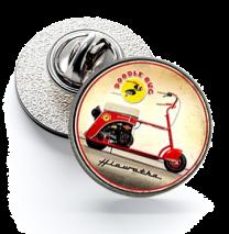 Pin de Solapa Magglass Cartel Vintage nº15 16mm