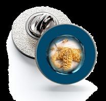 Pin de Solapa Magglass Fondo Marino Nº11 16mm