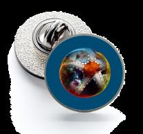 Pin de Solapa Magglass Fondo Marino Nº12 16mm