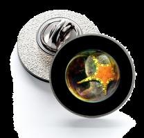 Pin de Solapa Magglass Fondo Marino Nº14 16mm
