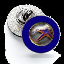 Pin de Solapa Magglass Fondo Marino Nº15 16mm