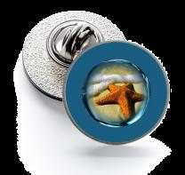 Pin de Solapa Magglass Fondo Marino Nº19 16mm