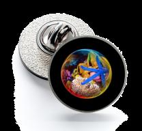 Pin de Solapa Magglass Fondo Marino Nº1 16mm