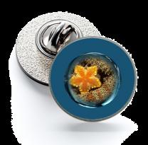 Pin de Solapa Magglass Fondo Marino Nº20 16mm